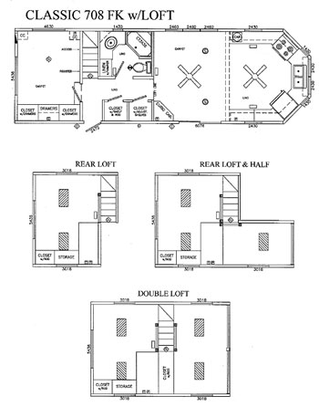 Dutch Park - Park Models - Floorplans - RV Park Models